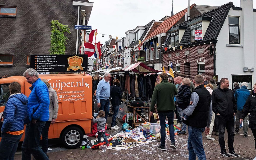 The First-Timer's Guide to King's Day in The Hague, Netherlands